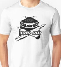 Can-Am Outlander XMR Unisex T-Shirt