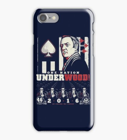 One Nation iPhone Case/Skin