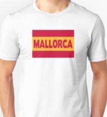 Mallorca Spain flag T-Shirt