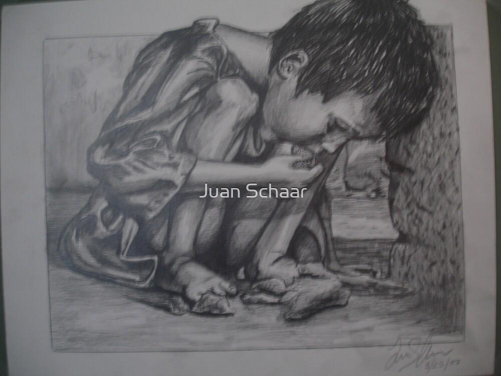 Hungry Boy by Juan Schaar
