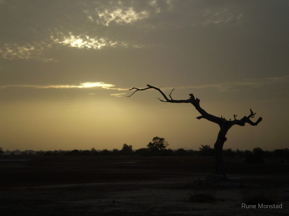 Gambia by Rune Monstad