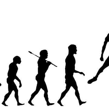 basketball evolution by evolucion