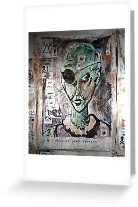 I Love Communist Space Pirates by EvictedArt