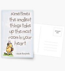 Winnie Puuh Postkarten