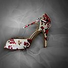 Wedding Shoe by dgscotland