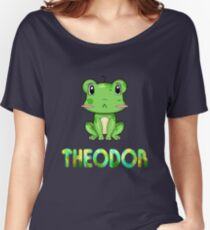 Theodor Frog Women's Relaxed Fit T-Shirt