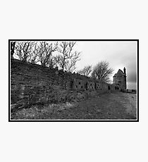 Pigeon Tower Photographic Print