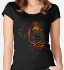 Tigre Women's Fitted Scoop T-Shirt