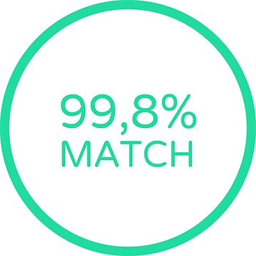 Green Clock 99,8% Match Black Mirror Hang the DJ by lezcopines