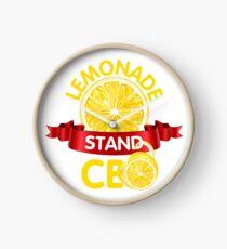 Reloj CEO de Lemonade Stand