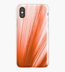 orange iPhone Case/Skin