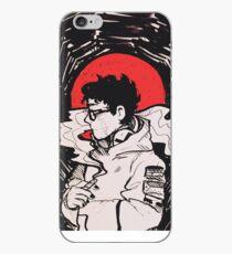 red moon bmc iPhone Case