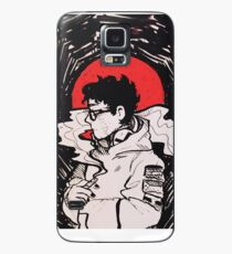 red moon bmc Case/Skin for Samsung Galaxy