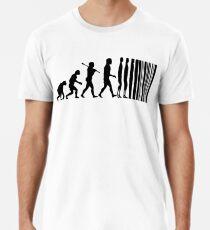 Singularität Evolution Premium T-Shirt