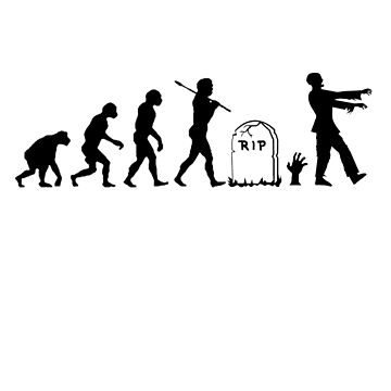 Zombie Evolution by evolucion