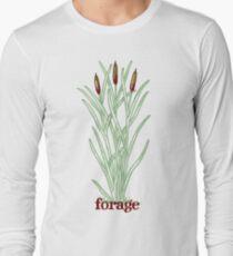 forage! Long Sleeve T-Shirt