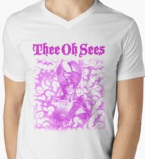 Thee Oh Sees: Carrion Crawler/The Dream Men's V-Neck T-Shirt