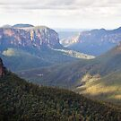 Pulpit Rock View by Dilshara Hill