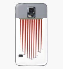 Salz- Hülle & Klebefolie für Samsung Galaxy