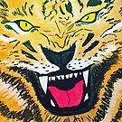 Roaring Tiger by Lynda Anne Williams