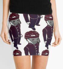 Schoolboy Mini Skirt