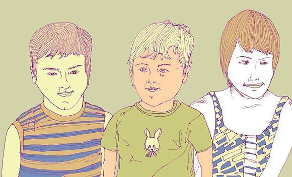 Three brothers by vgalea