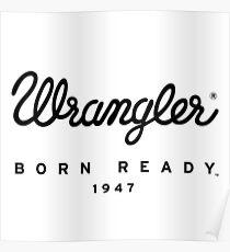 Wrangler Poster
