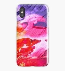 Abstractly Absolutely Different with Color! iPhone Case/Skin