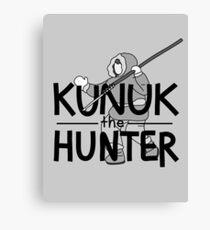 Kunuk The Hunter - Documentary Now! (Light) Canvas Print
