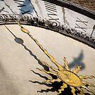 Venice Clock by Michael Mancini