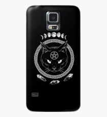 Wiccan Goddess Case/Skin for Samsung Galaxy