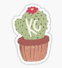 KC CACTUS Sticker