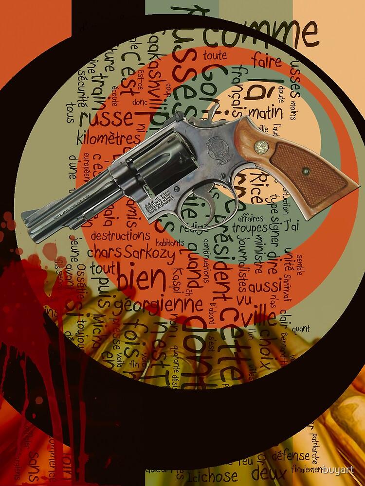 De la guerre! by buyart