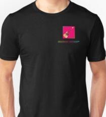 Graham Coxon signature guitar pixel art Unisex T-Shirt