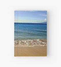 Maui beach Hardcover Journal