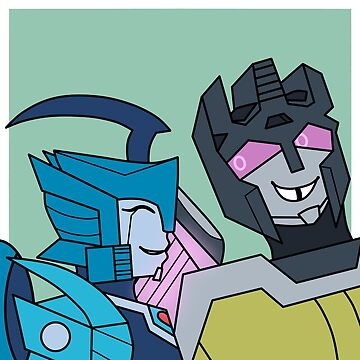 Blurr and Swindle by japanesemaple