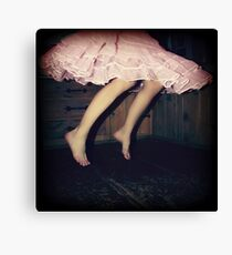 Dance Like No One is Watching... Canvas Print