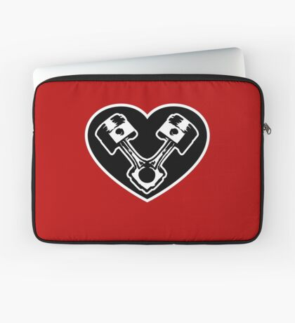 Piston Heart Laptop Sleeve