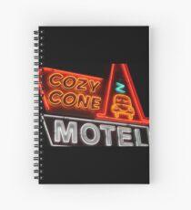 Cuaderno de espiral Cozy Cone Motel