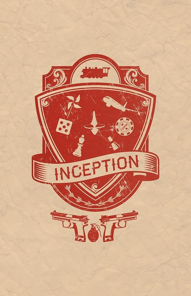 Inception Totem Emblem by spicywolfette