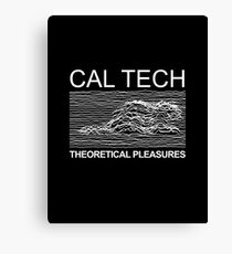 Caltech Division - Theoretical Pleasures Canvas Print