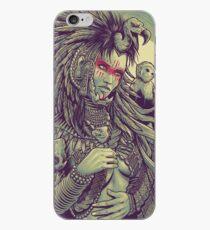 Vulture Queen iPhone Case