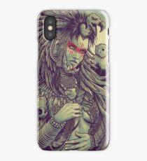 Vulture Queen iPhone Case/Skin