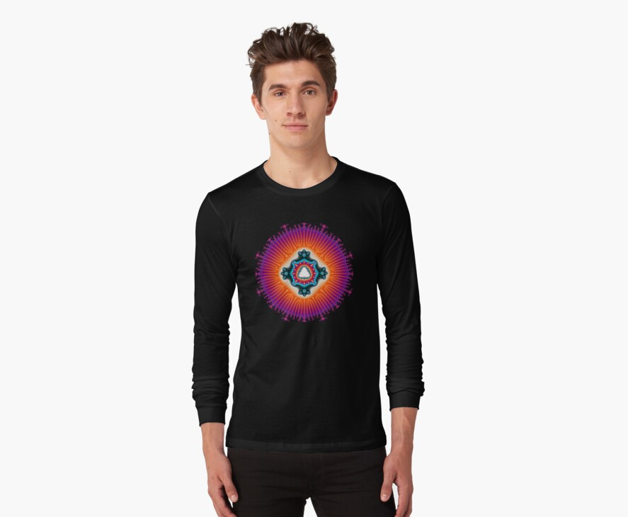 'Form From Light' T-shirt by Scott Bricker