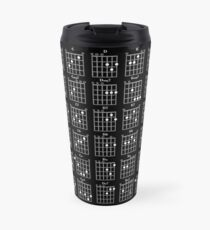 Guitar Chords Travel Mug