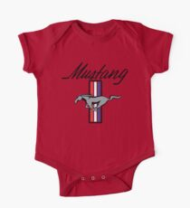 Ford Mustang One Piece - Short Sleeve