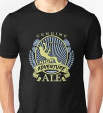 High Adventure Ziplining Beer Design Unisex T-Shirt