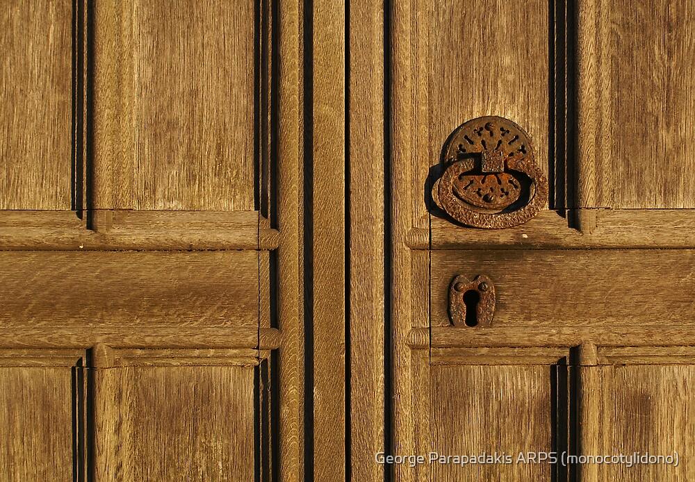 St.James's Door by George Parapadakis ARPS (monocotylidono)