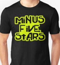 minus 5 Unisex T-Shirt