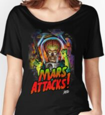 Mars Attacks DM-1 Women's Relaxed Fit T-Shirt